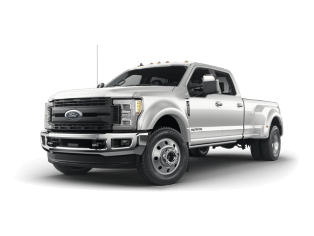 New 2019 Ford F-450 King Ranch 4x4  Crew Cab 8 ft. box 176 in. WB DRW Truck 1FT8W4DT0KED26920 in San Angelo. TX